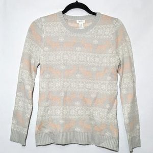 Forever 21 Girls Winter Holiday Sweater